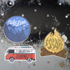 Asilda Adventure Stickers / Traveler
