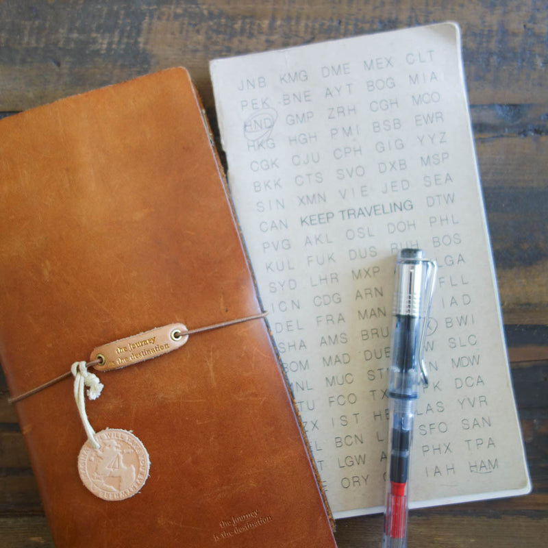 [BK Notebook] Keep Traveling