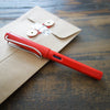 Safari Fountain Pen / Red