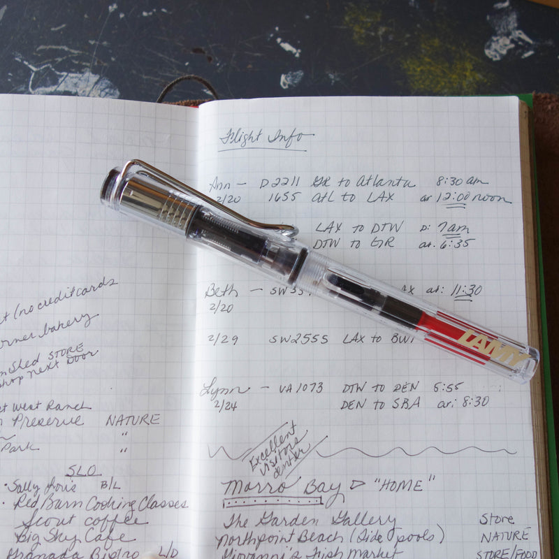Vista Fountain Pen