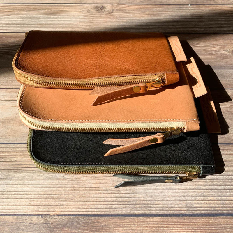 TSL Utility Leather Pouch