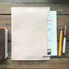 Leather Zip Organizer (A5 size)