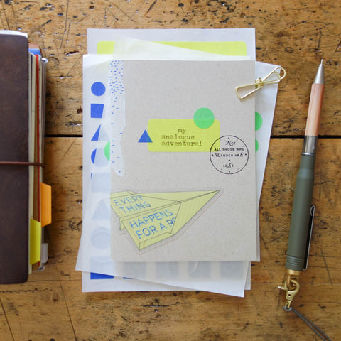 [Baum-kuchen Notebook] Make it Yours! PASSPORT