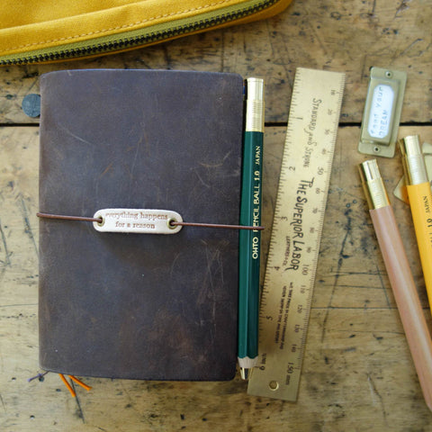 Traveler's Notebook / Camel