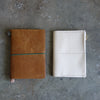 [Essential] PASSPORT leather zipper case / card holder / wallet