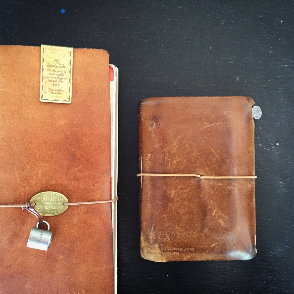 Traveler's Notebook / Camel [PASSPORT]