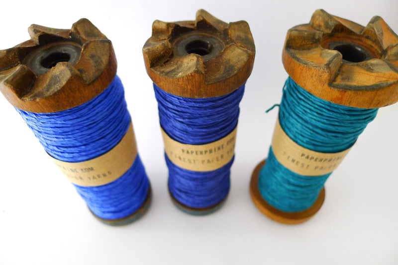 Paper Twine: Pure Blue
