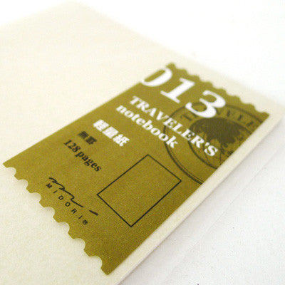 TN Refill / 013 / Lightweight Tomoe River Paper