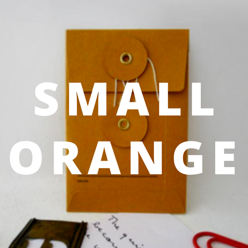 Kraft Envelope with String / Small