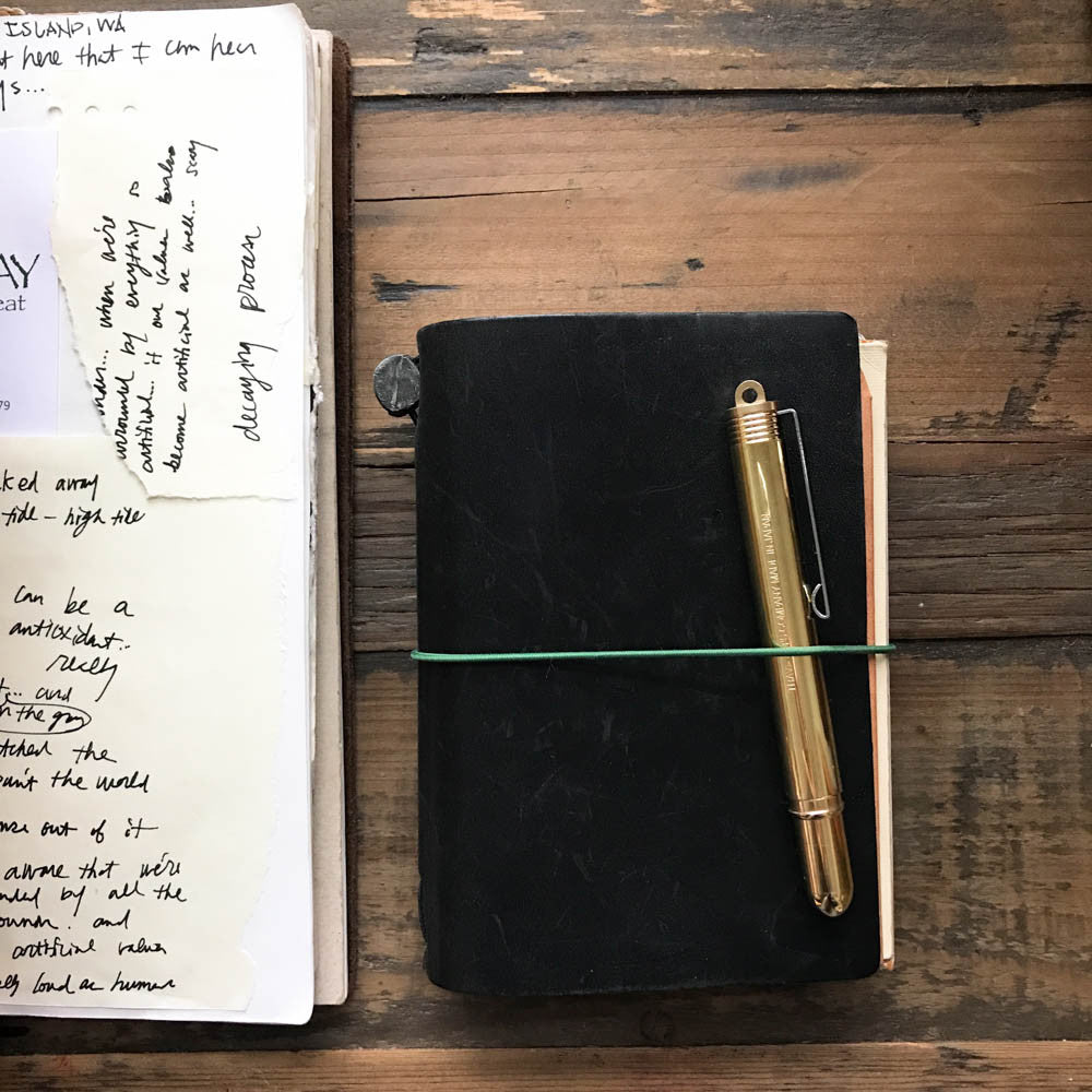Traveler's Notebook / Black [PASSPORT]