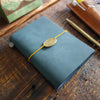 [Portfolio] goat leather folder