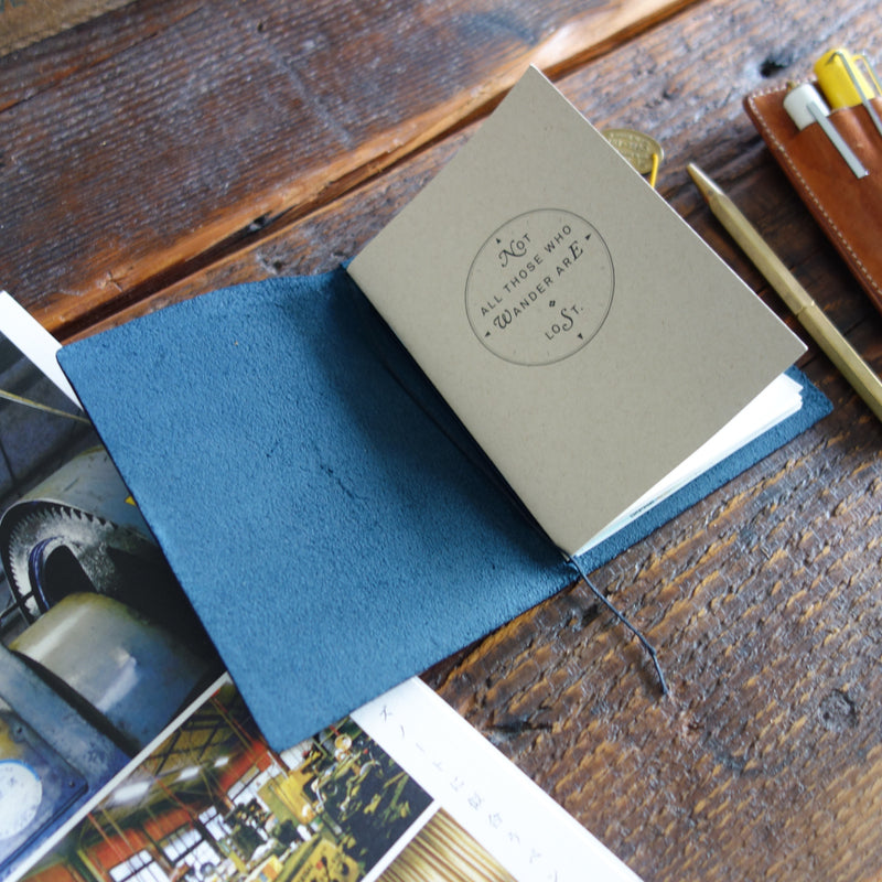 Traveler's Notebook / Blue [PASSPORT]