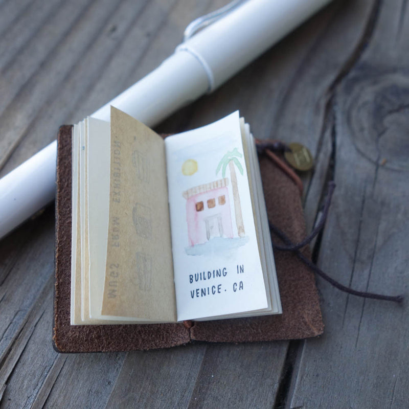 Traveler's Notebook 10th Anniversary LIMITED EDITION