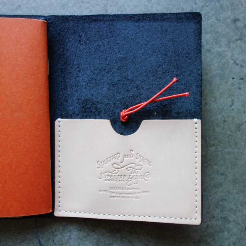 Option 3: Cardholder Pocket