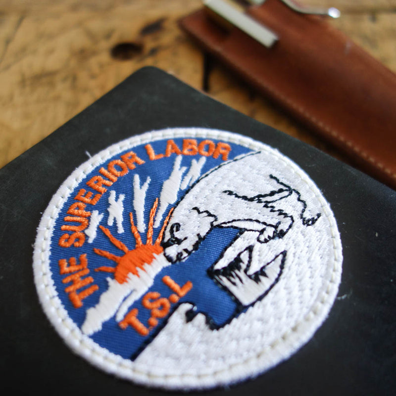 TSL Patch // Polar Bear
