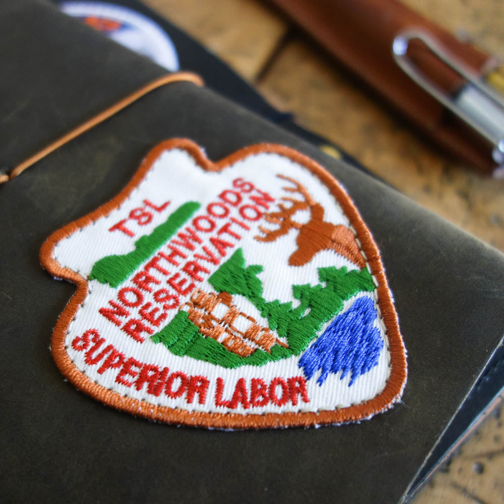 TSL Patch // Northwoods
