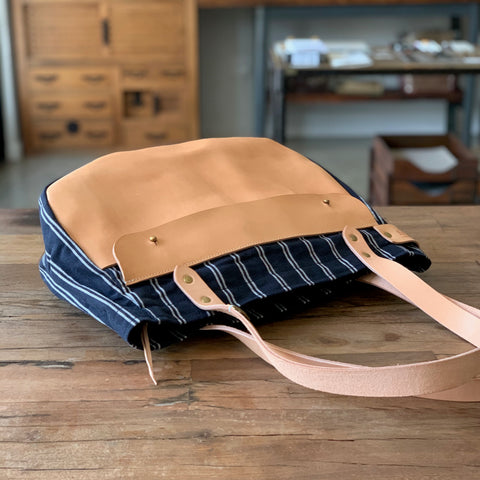 TSL Leather Carrier