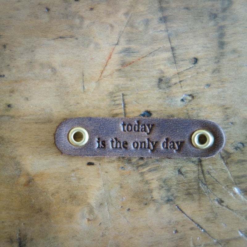 "[BK Charm] ""today is the only day"""