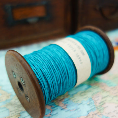 Paper Twine: Turquoise