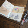[Baum-kuchen Notebook] Not All Those Who Wander are Lost / PASSPORT