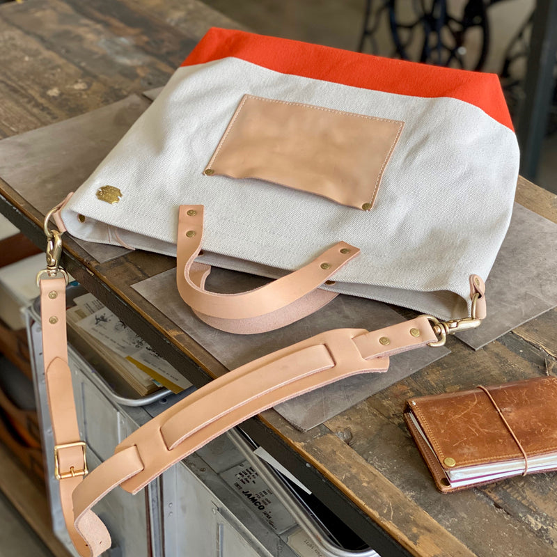 Engineer Shoulder Bag XS || Sunset