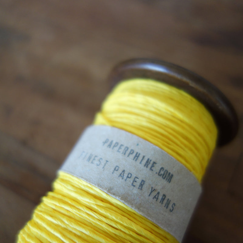 Paper Twine: Yellow