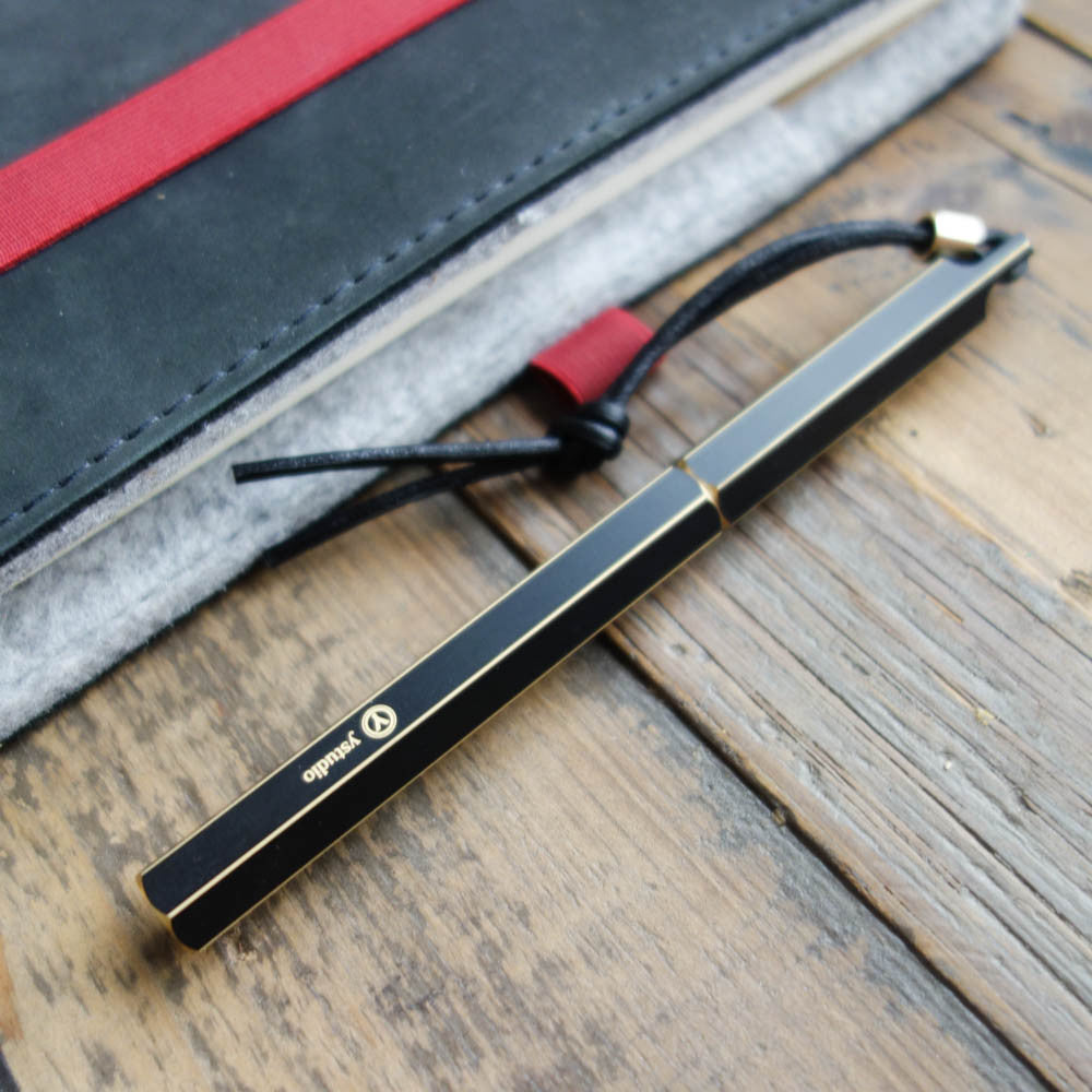 ystudio / Brassing Portable Fountain Pen