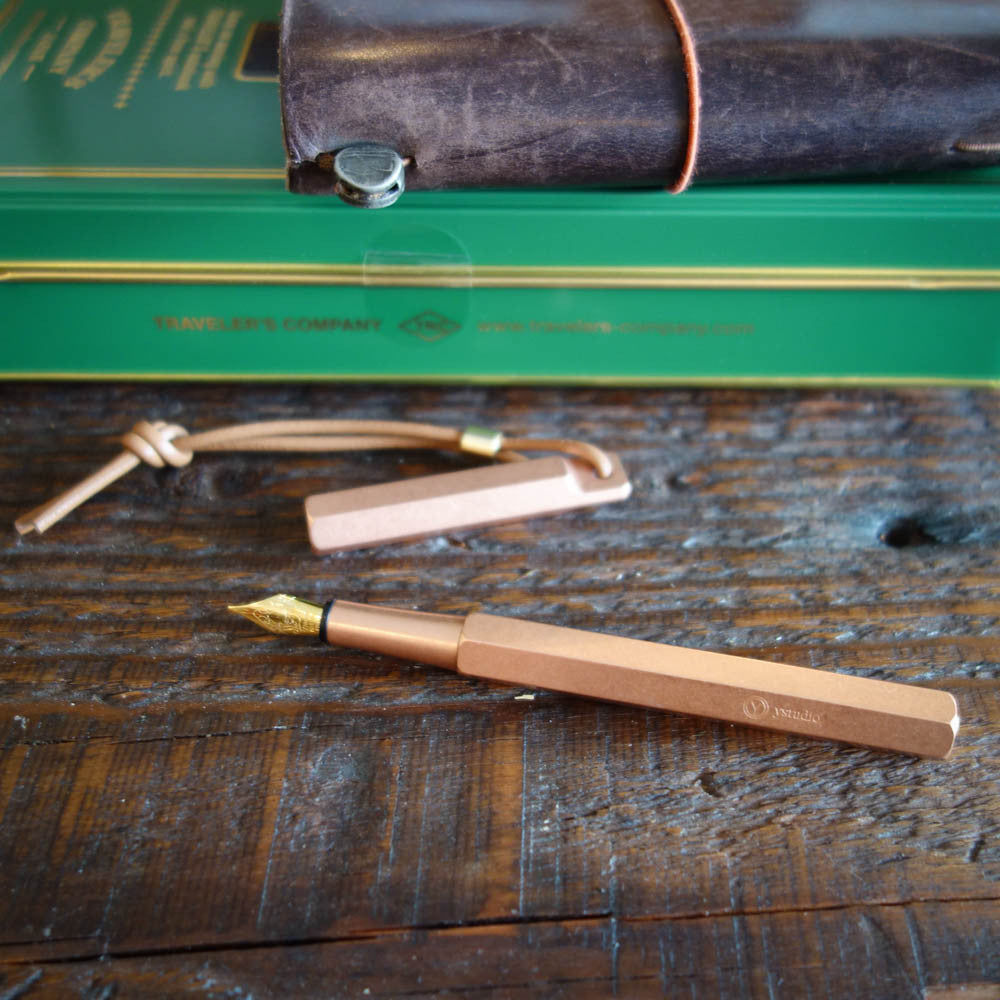 ystudio / Classic Portable Fountain Pen