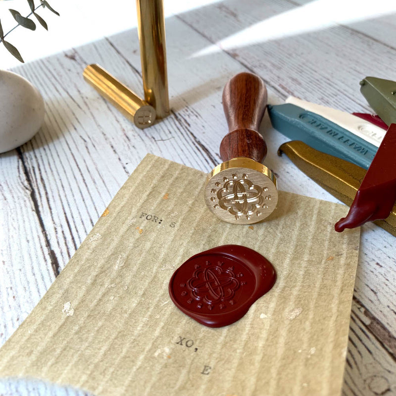 "Wax Seal ""always + forever"" V.2"
