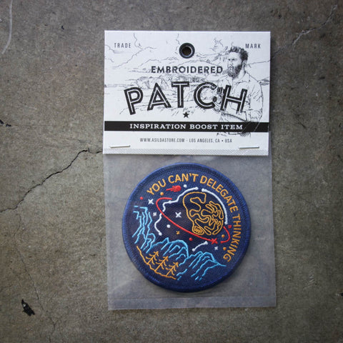 "Patch ""Fragile"""