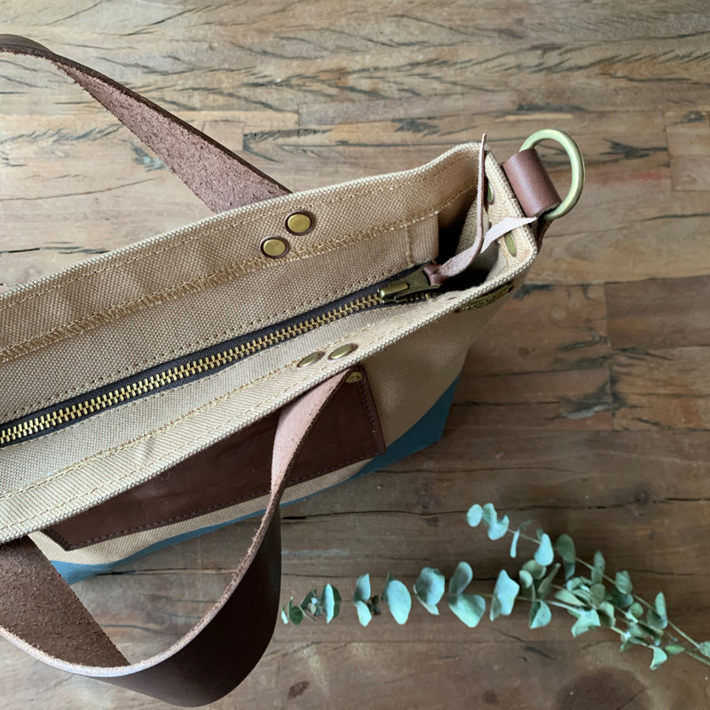 Analogue Bag || Agave Blue