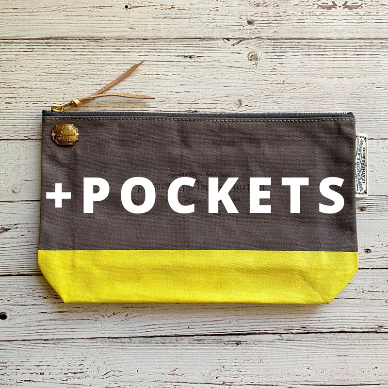 Engineer Pouch w/ Pockets || Launch