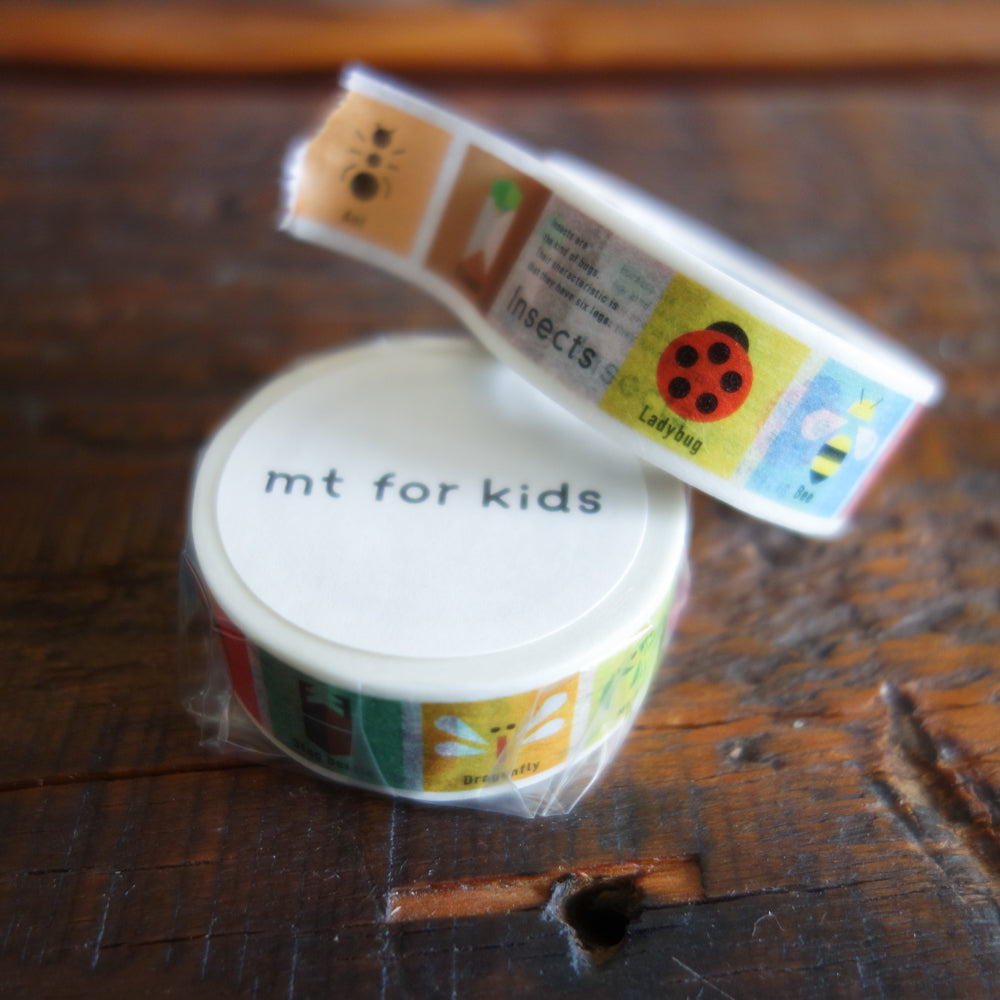 mt: Kids Insect