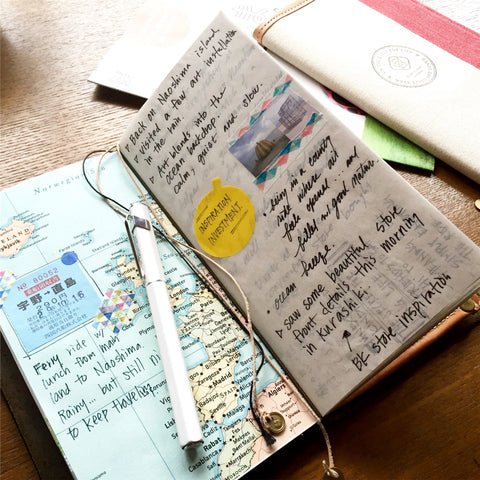 [BK Notebook] Keep Traveling / PASSPORT