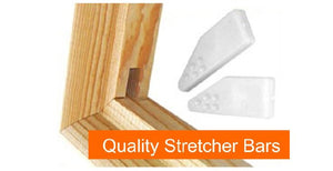 Photo canvas stretcher bars