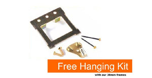 photo canvas hanging kit