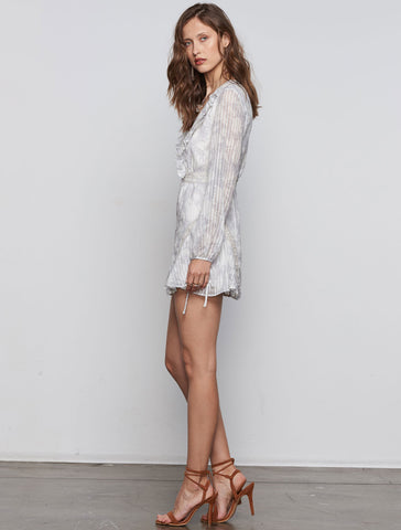 Bonnie L/S Mini Dress
