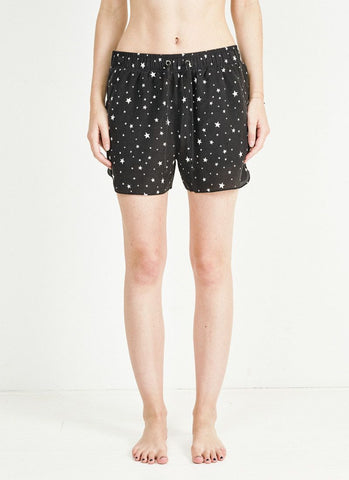 Relaxed Star Shorts
