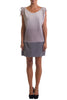 Dip Dye Poncho Dress Clu Dress - Another Love