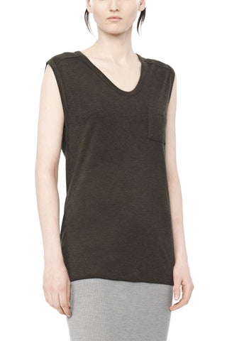 Pocket Muscle Tank