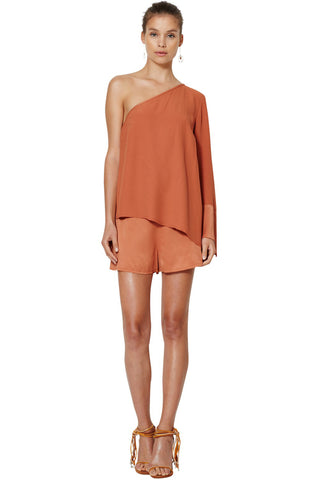 Lunetta Asymmetrical Top