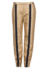 Golden Jacquard Pant Kenzo Pants - Another Love