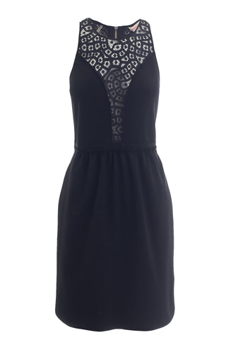 Ponte Lace Dress Rebecca Taylor Dress - Another Love