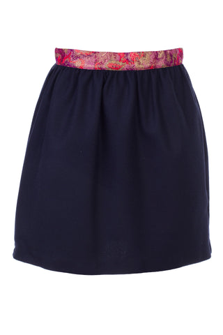 Contrast Waistband Skirt Wren Skirt - Another Love