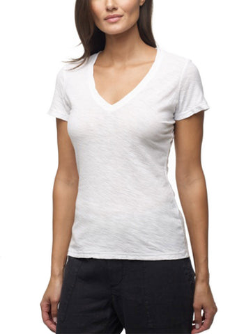 Casual V-Neck Tee