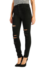 Verdugo Ankle Destructed Paige Denim - Another Love