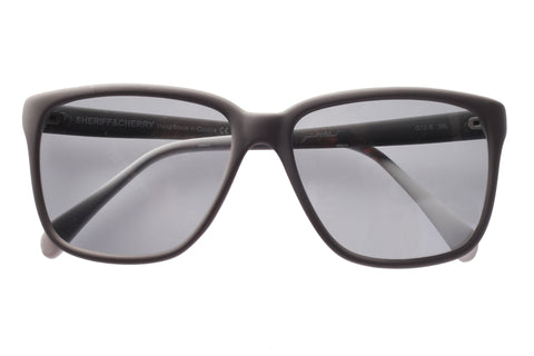 Matte Grey Futura Sunglasses