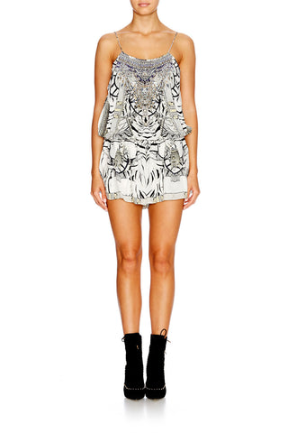 Wild Belle Shoestring Playsuit