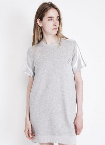 A- Line Short Sleeve Dress
