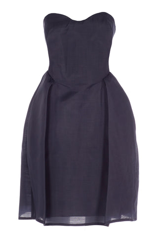 Bandeau Volume Dress